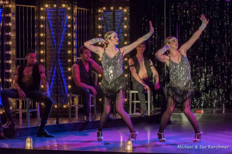 "BWW Review: The ""Hart"" of Theater Beats for Peregrine's CHICAGO"