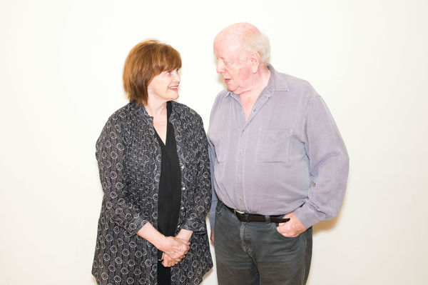 Blair Brown and Peter Maloney