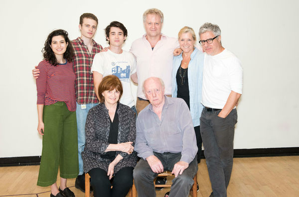 Blair Brown, Peter Maloney, Tedra Millan, Ben Rosenfield, Luke Slattery, C. J. Wilson, Mary McCann,  Neil Pepe