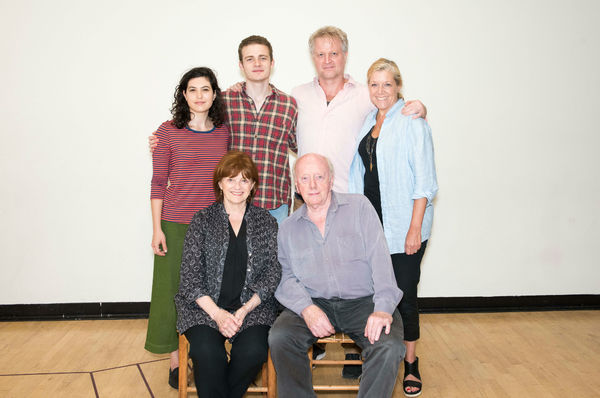 Blair Brown, Peter Maloney; Tedra Millan, Ben Rosenfield,  C. J. Wilson, Mary McCann