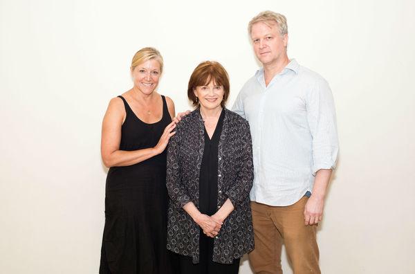Mary McCann, Blair Brown and C.J. Wilson