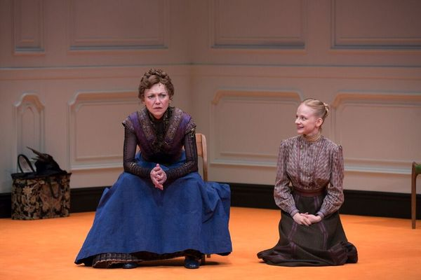 Photo Flash: First Look at the New Stars of A DOLL'S HOUSE, PART 2 on Broadway