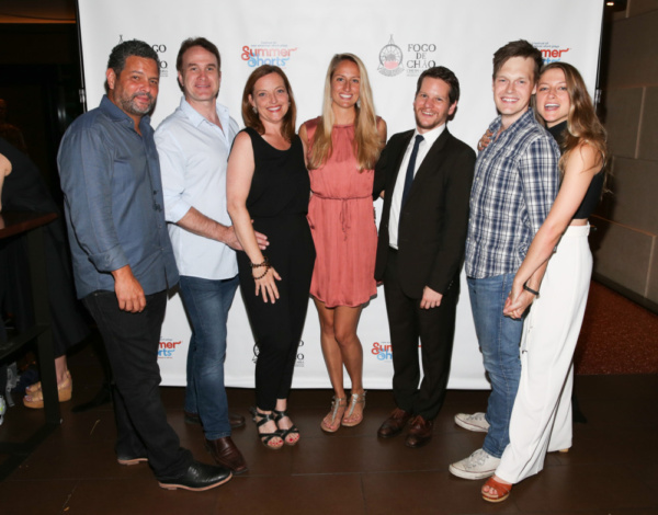 Photos: Neil LaBute, Alan Zweibel and More Celebrate SUMMER SHORTS 2017 Opening