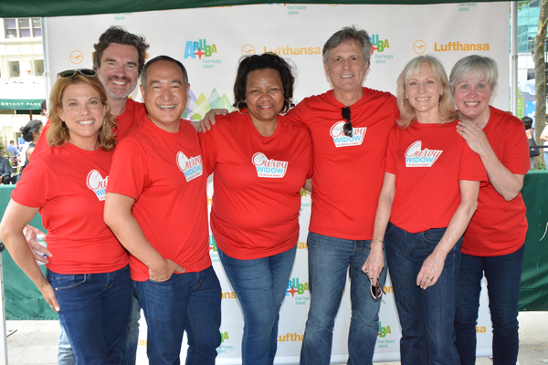 Andrea Bianchi, Christopher Shyer, Alan Muraoka, Aisha de Haas, Ken Land, Elizabeth Ward Land and Nancy Opel