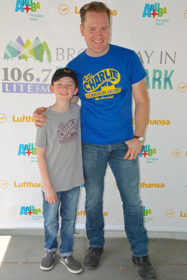 Ryan Foust and Jared Bradshaw