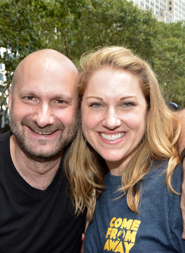 Daryl Glenn and Julie Reiber