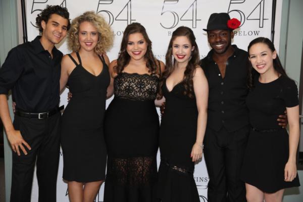 Frankie Gonzalez, Gabrielle Garcia, Lauren Baez, Sarah Fernandez, Issa Best, and Kimb Photo