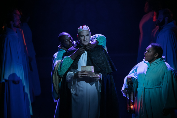 Photo Flash: THE HUNCHBACK OF NOTRE DAME Plays Downtown This Fall