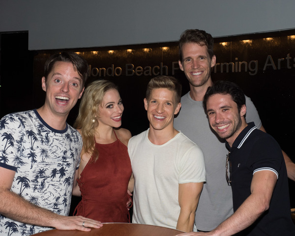 Photo Coverage: Curtain Call And Press Night Celebration Of 3D Theatricals' SPAMALOT