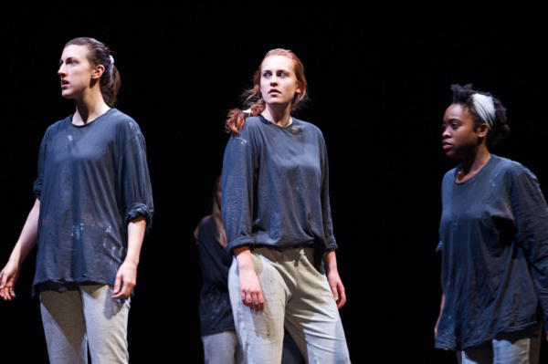 Photo Flash: Dystopian Thriller UNDER MY THUMB Opens in Edinburgh