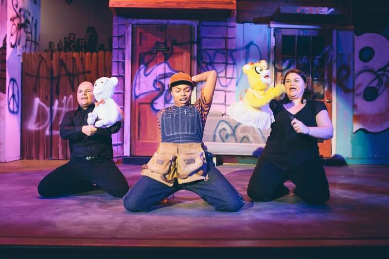 BWW Review: Uncomfortably Hilarious AVENUE Q Opens at Amelia Community Theater