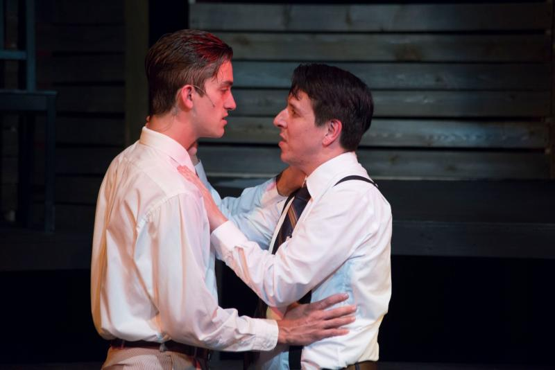 BWW Feature: THRILL ME at Equinox Theatre runs through Aug. 19