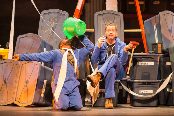 Photo Flash: First Look at Flint Youth Theatre's THE ADVENTURES OF ROBIN HOOD