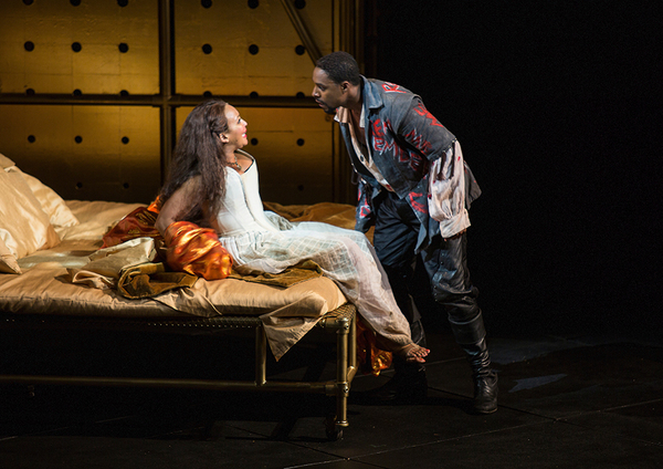 a look at hamlets treatment of gertrude in the play hamlet by william shakespeare The hamlets hamlet  at the climax of shakespeare miami's production of william shakespeare's hamlet  a lot of clichés into his play, hamlet,.