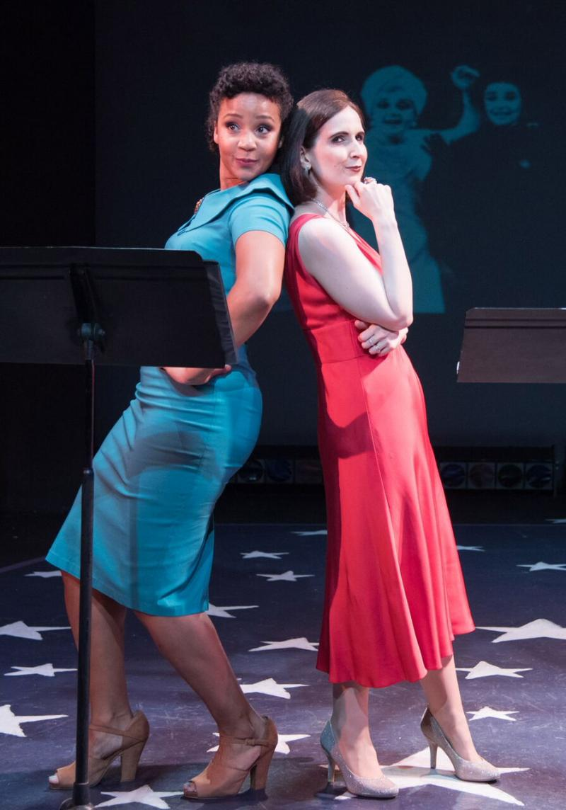 BWW Review: Christine Pedi, Stephanie Umoh and