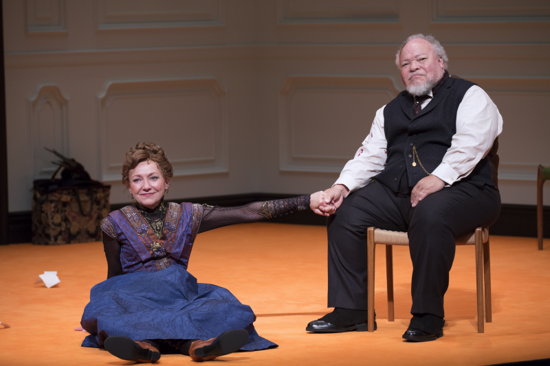 BWW Review:  New Cast Members Add New Dynamics To A DOLL'S HOUSE, PART 2