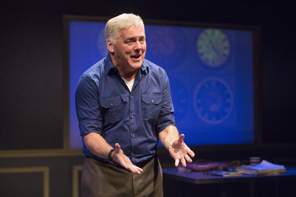Photo Flash: One-Man Multi-Character Murder Mystery THE ABSOLUTE BRIGHTNESS OF LEONARD PELKEY Comes to B Street