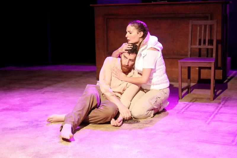 BWW Review: THE LAST DAYS OF JUDAS ISCARIOT
