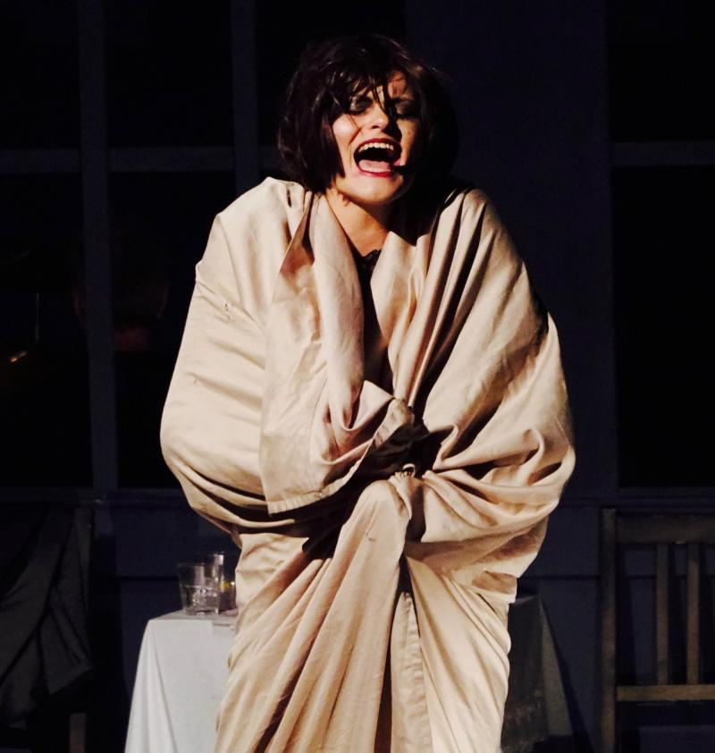 BWW Reviews: ASC's WILD PARTY An Undeniable Taboo