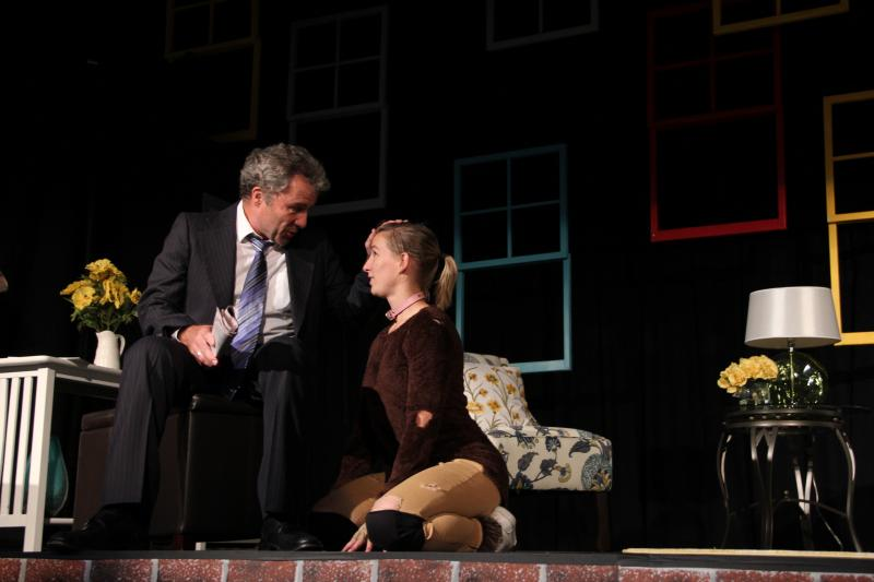 BWW Review: Fortune Wags Its Tail at Element Theatre Company's SYLVIA