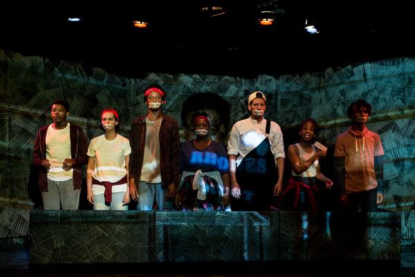 Photo Coverage: Scotsman Fringe First Winner THE FALL at the Edinburgh Assembly Fringe Festival