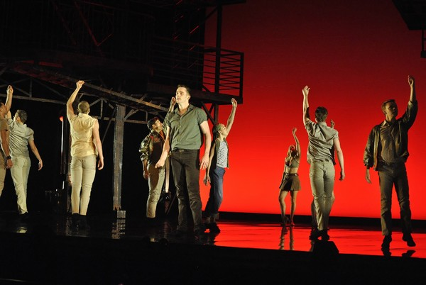Photo Coverage: First Look at The 60th-Anniversary Tour of WEST SIDE STORY