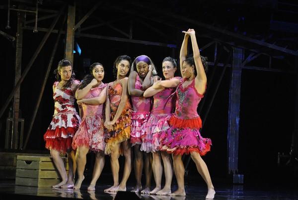 Keely Beirne, Natalie Ballenger, Kelsey Elisabeth Holley, Lauren Solo, Kayla Moniz, a Photo
