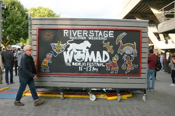 Photo Flash: WOMAD Takes Over The National Theatre's River Stage Festival