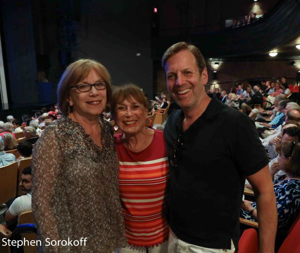 Julianne Boyd, Phyllis Topchik, David Topchik