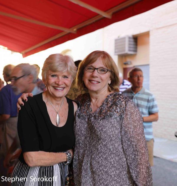 Teri Ralston & Julianne Boyd