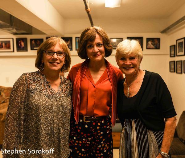 Julianne Boyd, Jane Pfitsch, Teri Ralston