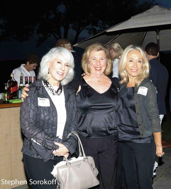 Jamie deRoy, Abby Schroider, Eda Sorokoff