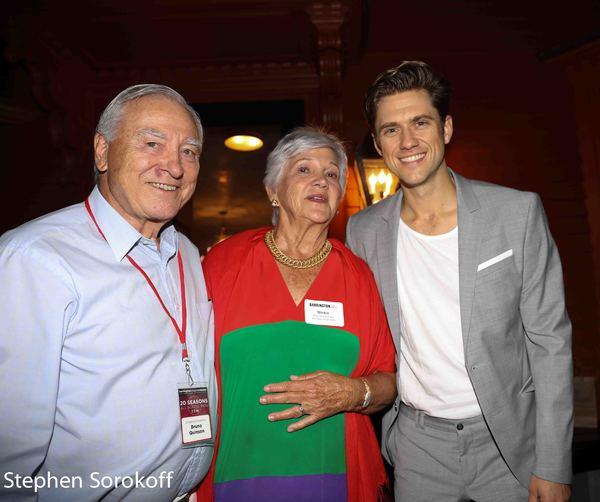 Photos: Barrington Stage Company Celebrates Opening Night of COMPANY with Aaron Tveit!