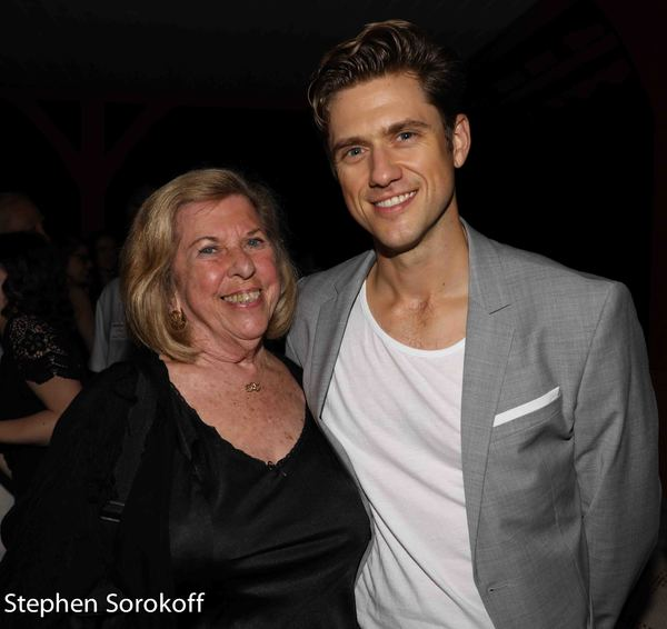 Photo Coverage: Barrington Stage Company Celebrates Opening Night of COMPANY with Aaron Tveit!