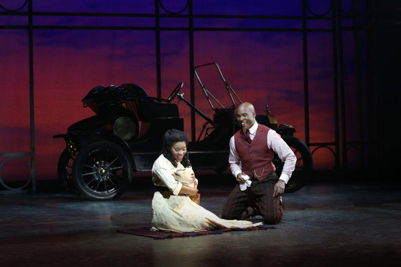 BWW Review: RAGTIME Explodes in Rhythm and Rhyme