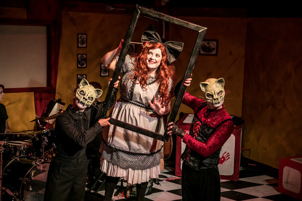 Photo Flash: First Look at Black Button Eyes Productions' SHOCKHEADED PETER