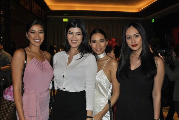 Rachel Peters, Mariel de Leon, Elizabeth Clenci, Nelda Ibe Photo