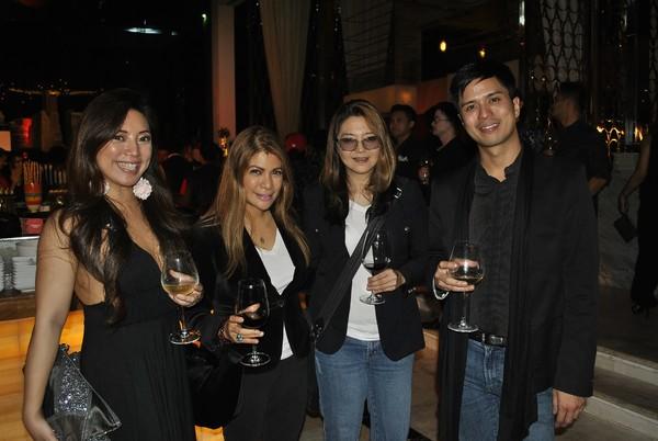 Caisa Borromeo, Pinky Amador, Viktoria, Topper Fabregas