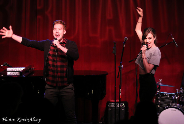 Photo Flash: The Beverly Bombshells, Colleen Ballinger and More Take the Stage at Birdland