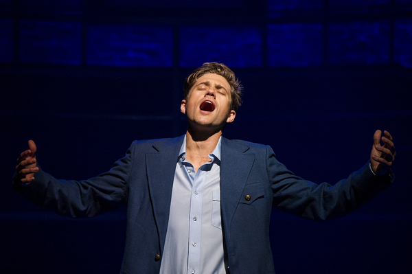 Photo Flash: First Look at Aaron Tveit in COMPANY at Barrington Stage