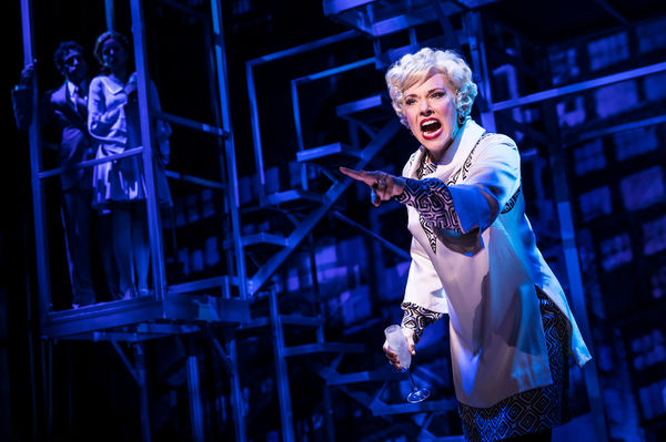 Photo Flash: First Look at Chuck Cooper, Emily Skinner, Tony Yazbeck and More Bringing Classics to Life in PRINCE OF BROADWAY