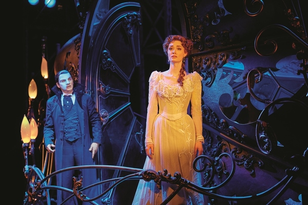 Photo Flash: Sneak Peek - LOVE NEVER DIES to Arrive at The Broward Center This Fall