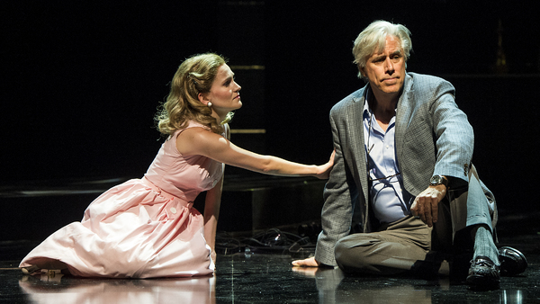 Photo Flash: First Look at Lora Lee Gayer and Jeff McCarthy in A LEGENDARY ROMANCE at Williamstown Theatre Festival