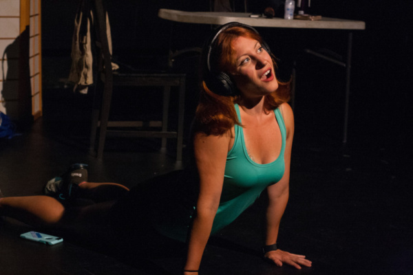 Photo Flash: First Look at MORE as Part of Secret Theatre's UNFringed Festival