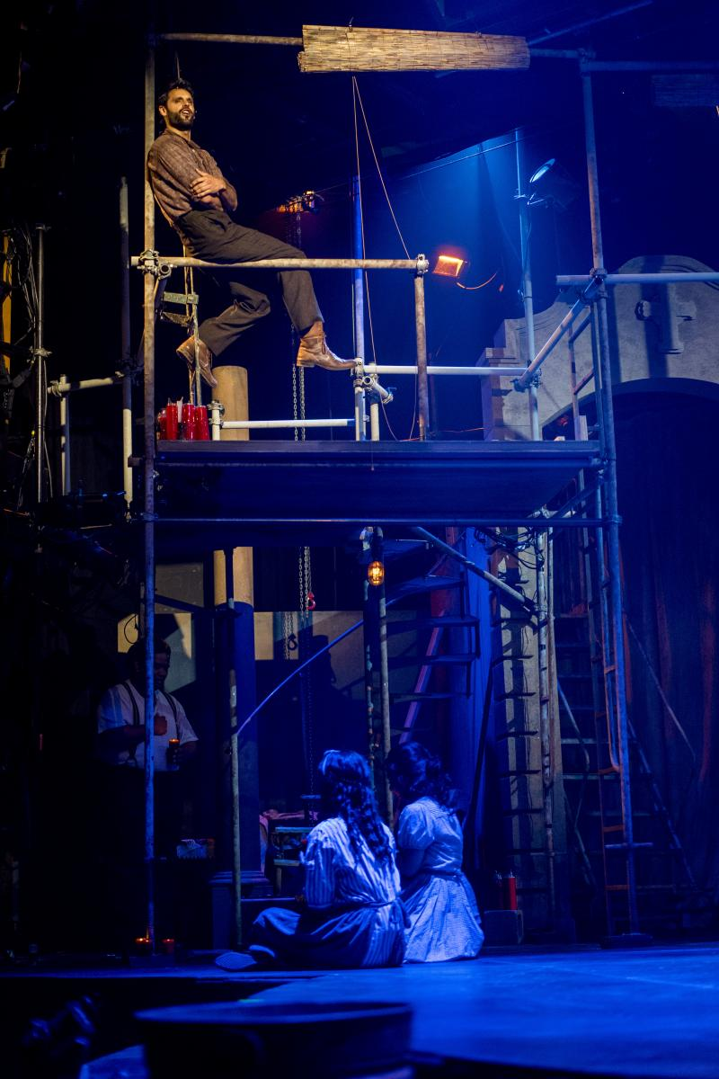 BWW Review: EVITA is an Ambitious Blonde San Diego Rep