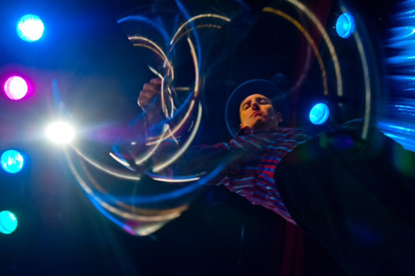 Photo Flash: Immersive Weekend of Amazement MAGICMANIA Set for Colony Theatre