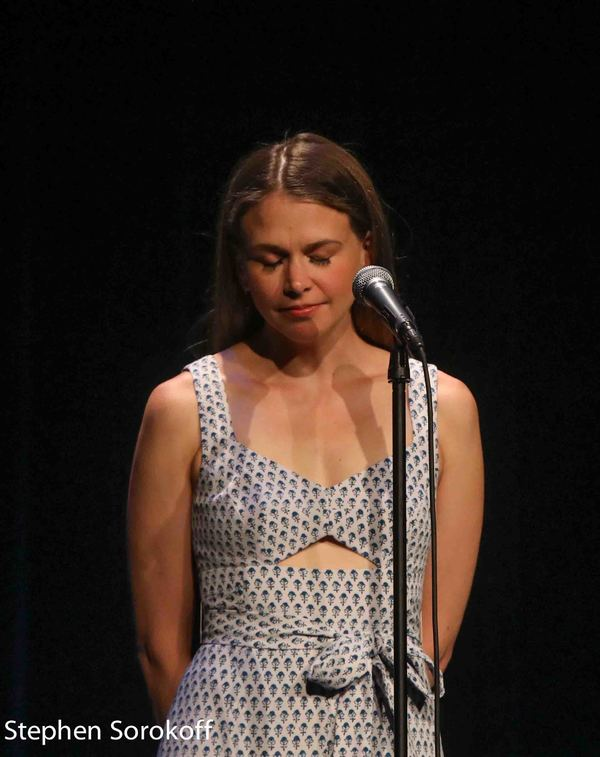 Photo Coverage: Sutton Foster Performs at Mahaiwe Performing Arts Center