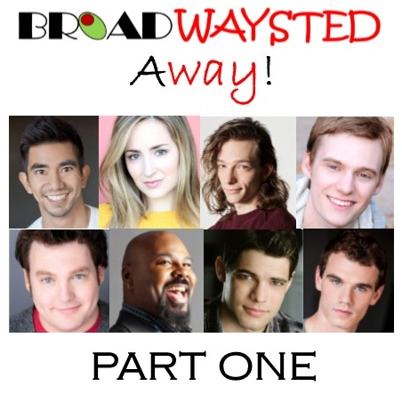 Behind-the-Scenes of the Broadwaysted Mystery 'Broadwaysted Away' Featuring Iglehart, Elless, Jordan, Faist, More