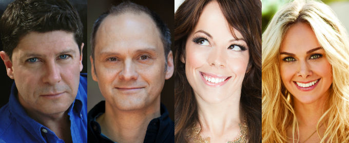 Michael McGrath, Michael Mastro, Leslie Kritzer and Laura Bell Bundy to Headline THE HONEYMOONERS at Paper Mill Playhouse
