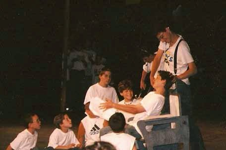 Theater Critic at Theater Camp: A Return Visit to French Woods